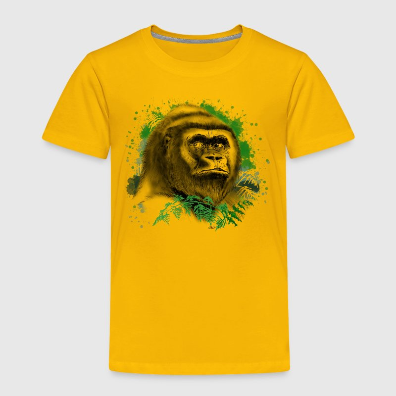 Gorilla Baby & Toddler Shirts - Toddler Premium T-Shirt