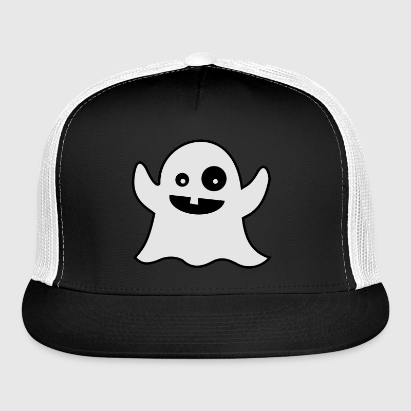 ghost Caps - Trucker Cap