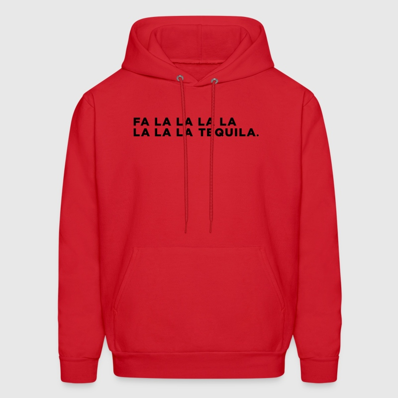 Tequila Funny Christmas - Men's Hoodie