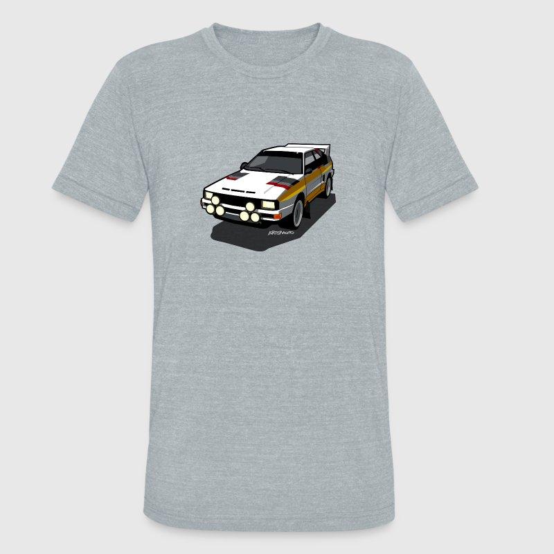Audi Sport Rally Ur-Quattro Group B T-Shirts T-Shirt
