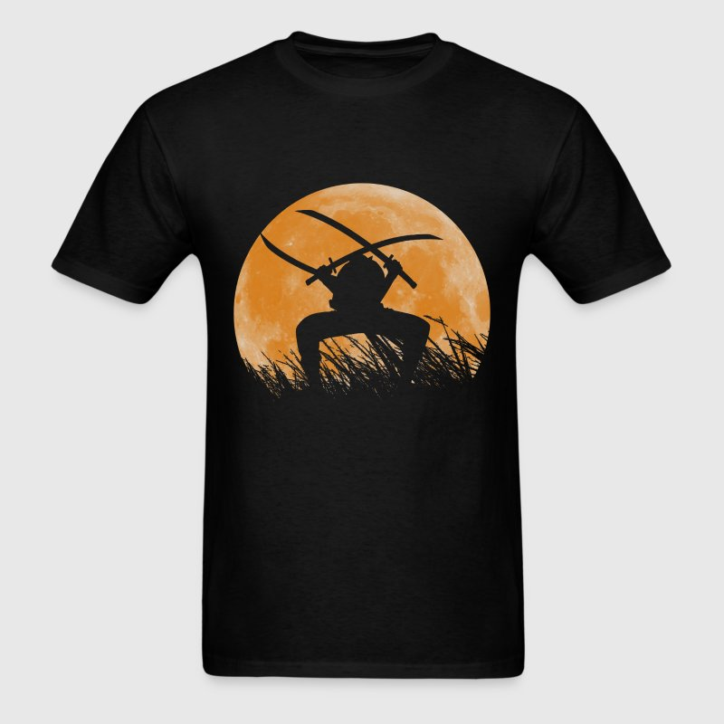 zoro moon - Men's T-Shirt