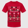 Ugly Gym Sweater T-Shirts - Men's T-Shirt by American Apparel
