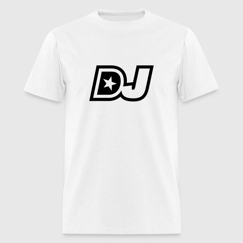 Extrêmement Original Star DJ Logo T-Shirt | Spreadshirt EG17
