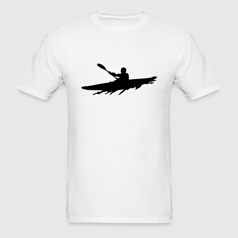 kayak T-SHIRT - Men's T-Shirt