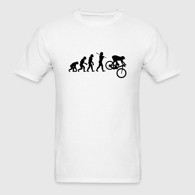 mb01a  mtb evolution downhill T-SHIRT - Men's T-Shirt
