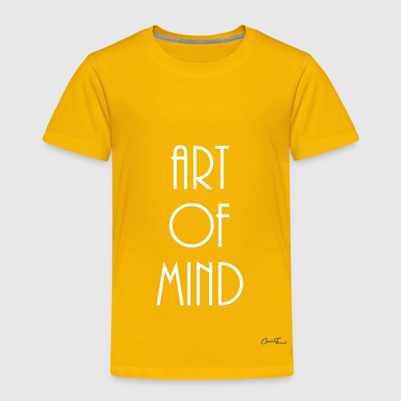 Mindful-artofmind Baby & Toddler Shirts - Toddler Premium T-Shirt