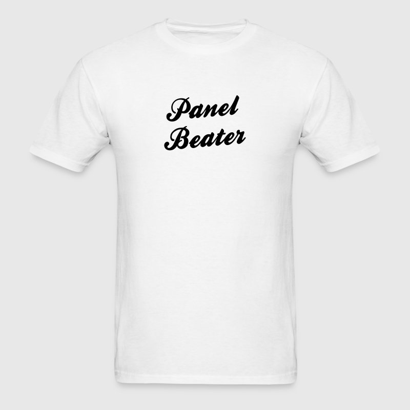 panel beater t-shirt - Men's T-Shirt