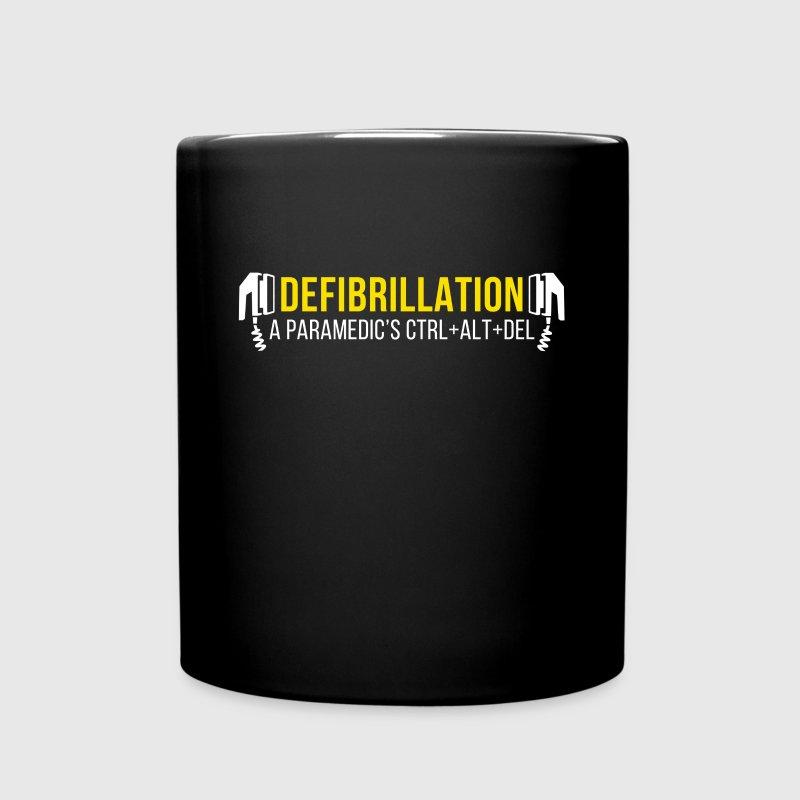 Defibrillation A Paramedic 39 S Ctrl Alt Del T Shirt Full