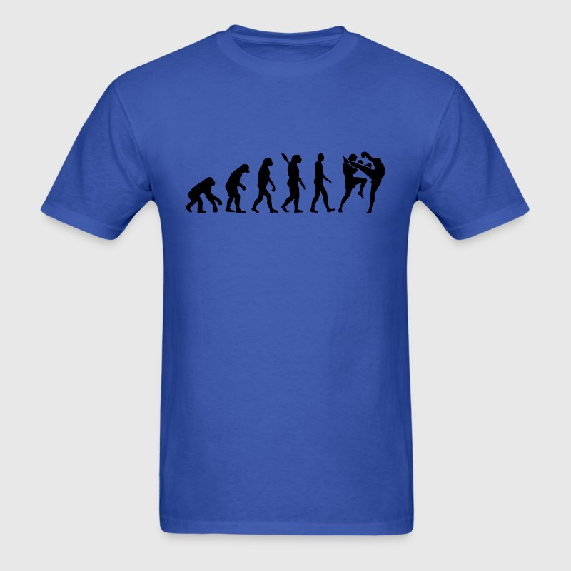 Evolution Muay Thai T-Shirts - Men's T-Shirt