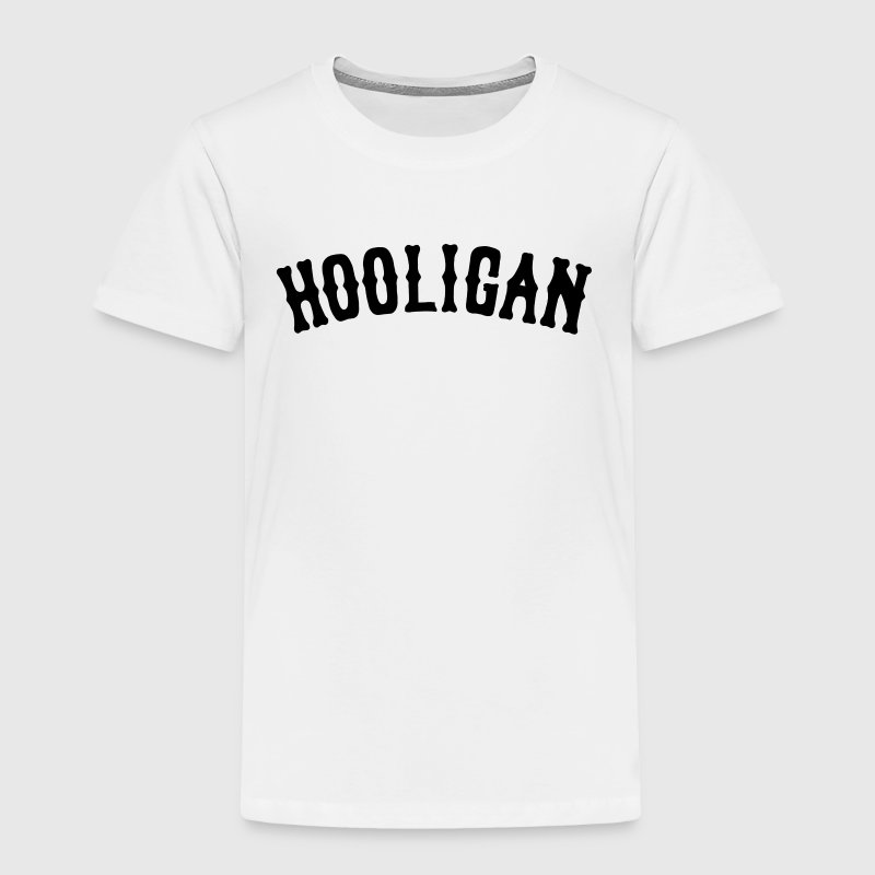 HOOLIGAN Baby & Toddler Shirts - Toddler Premium T-Shirt