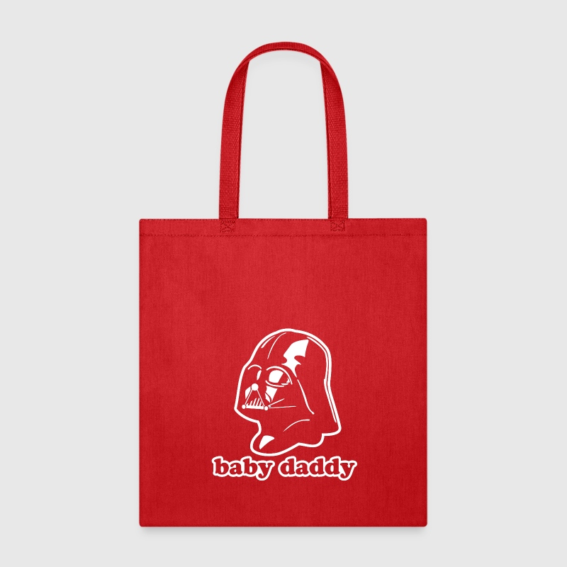 Darth Vader Baby Daddy! Bags & backpacks - Tote Bag