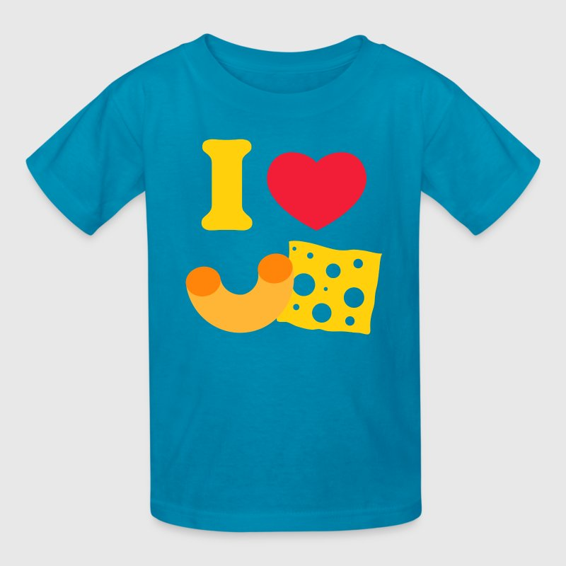 I Heart Mac And Cheese T Shirt Spreadshirt