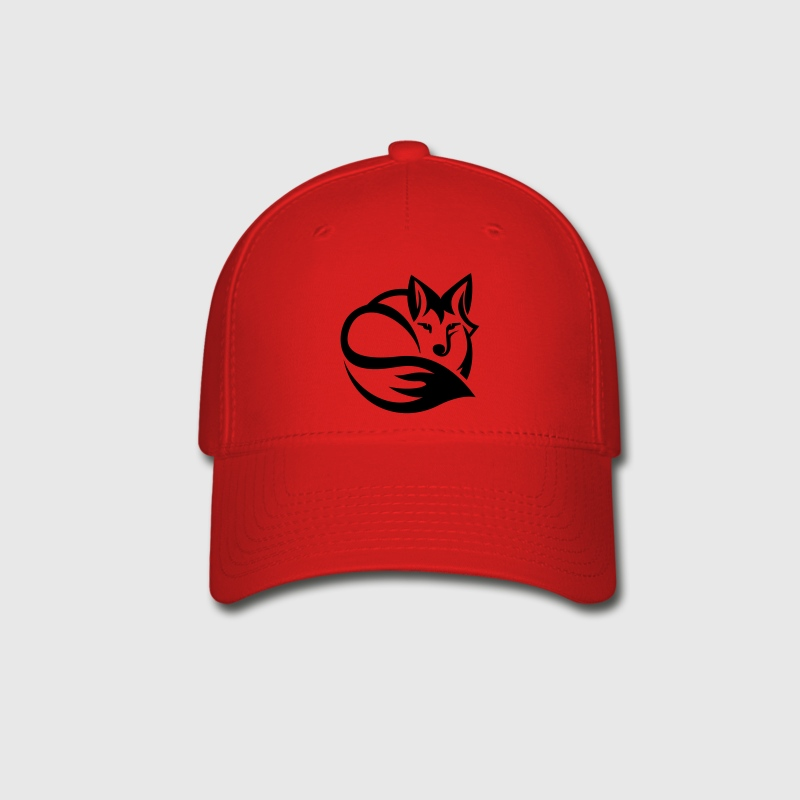 Fox on the run - Baseball Cap