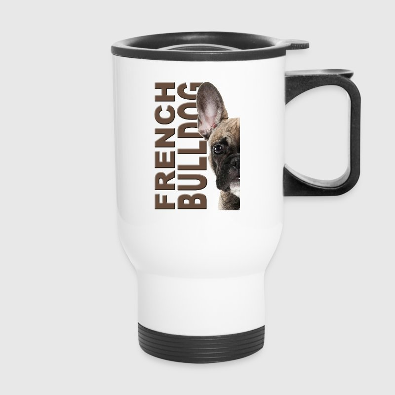 French Bulldog Mugs & Drinkware - Travel Mug
