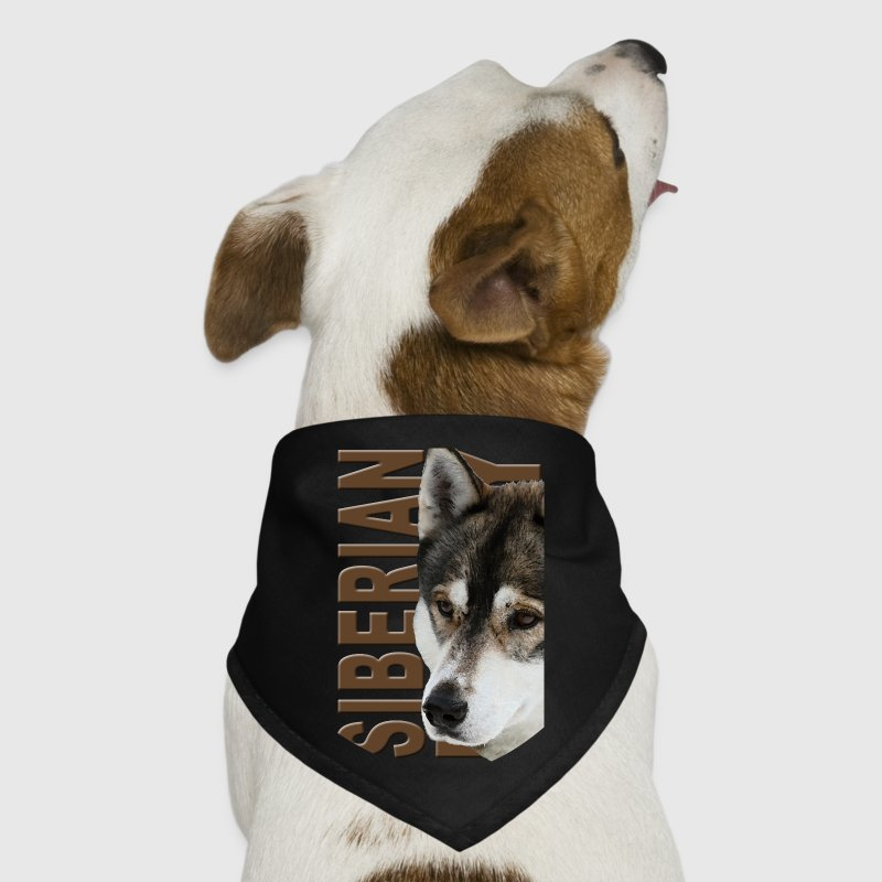 Siberian Husky Other - Dog Bandana