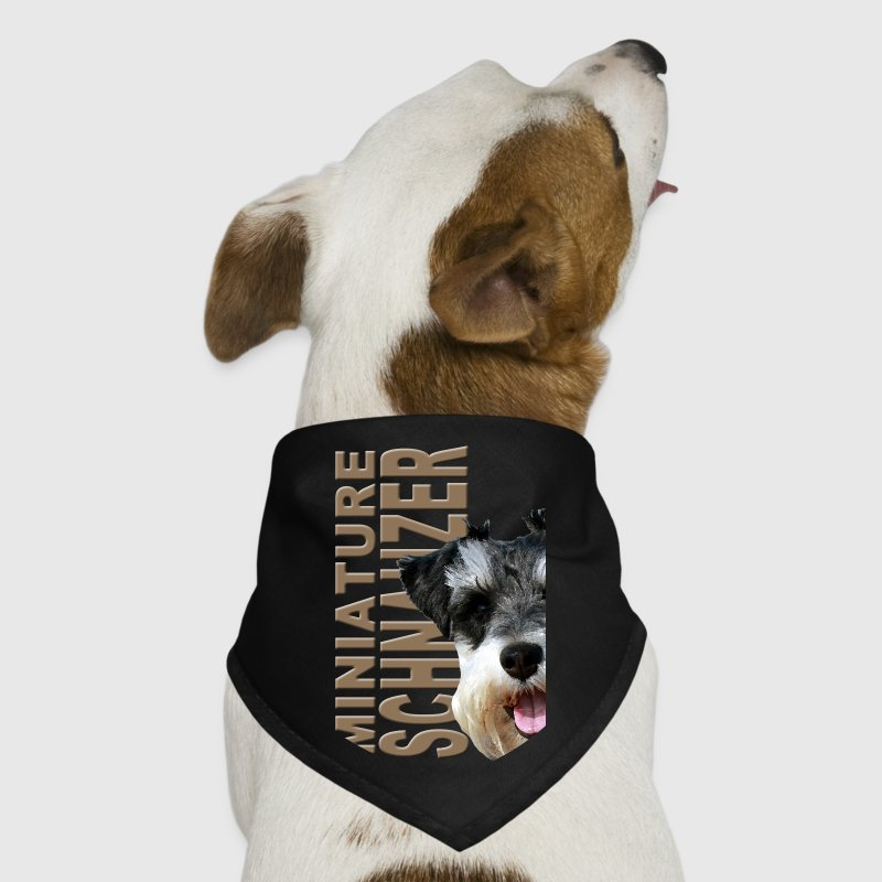Miniature Schnauzer Other - Dog Bandana