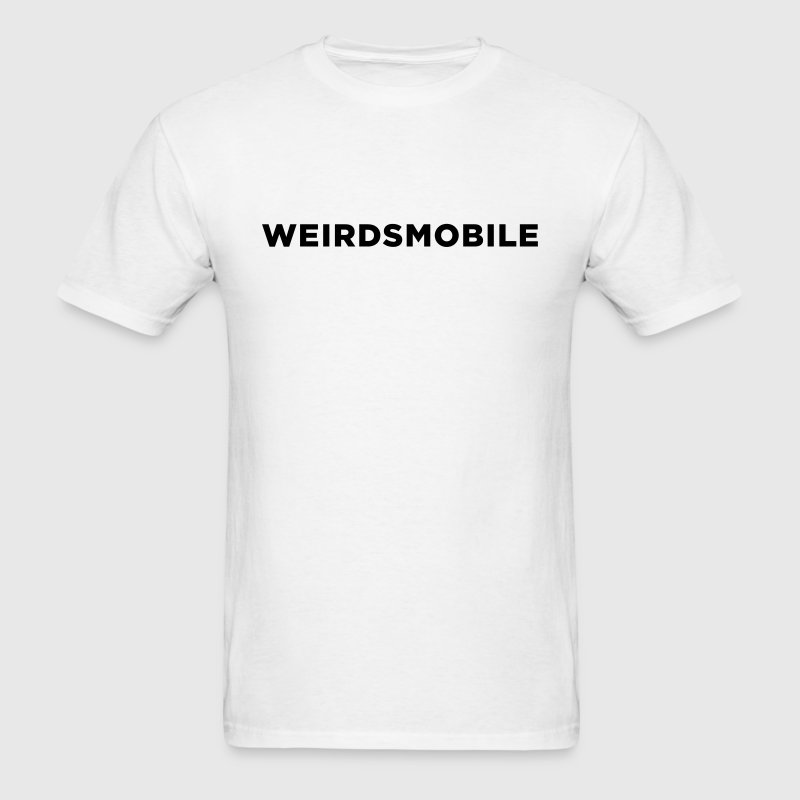 Weirdsmobile - Christmas T-Shirts - Men's T-Shirt