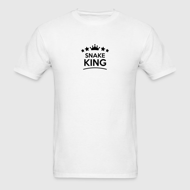 snake king stars t-shirt - Men's T-Shirt