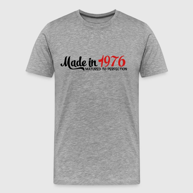 made in 1976 T-Shirts - Men's Premium T-Shirt