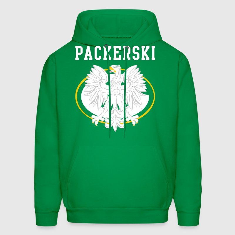 Packerski Greenbay Polish Hoodies - Men's Hoodie