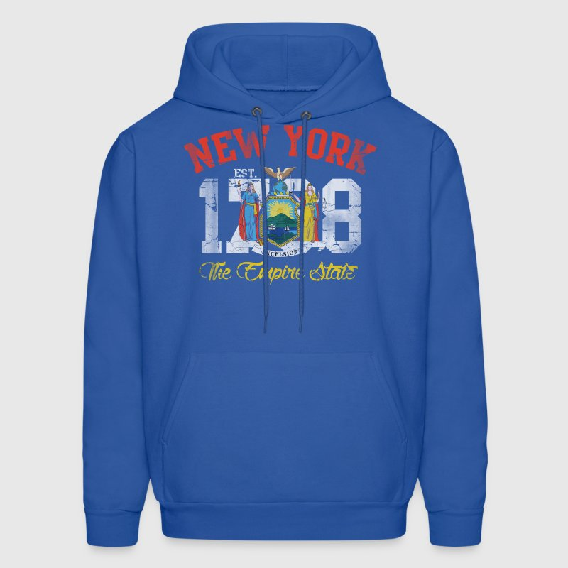 New York Empire State Hoodies - Men's Hoodie