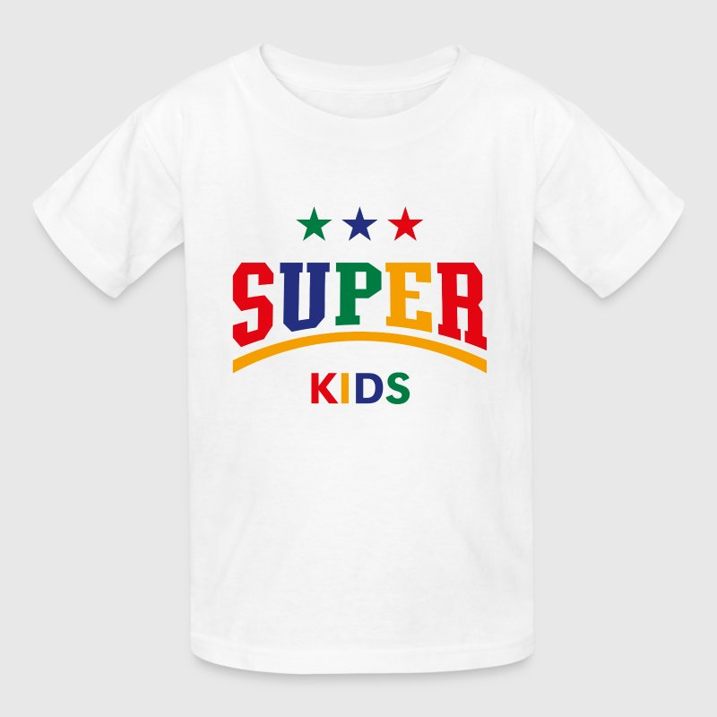 Super Kids (PNG) Kids' Shirts - Kids' T-Shirt