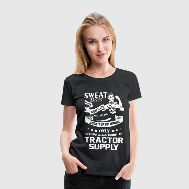 Work at Tractor Supply - Women's Premium T-Shirt