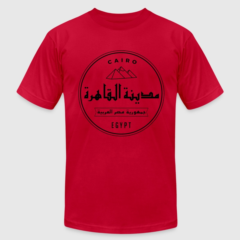 Cairo T-Shirts - Men's T-Shirt by American Apparel