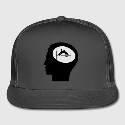 Only High Jumping On My Mind Bags & backpacks - Trucker Cap