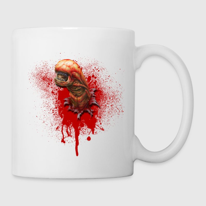 Alien Chestburster - Coffee/Tea Mug