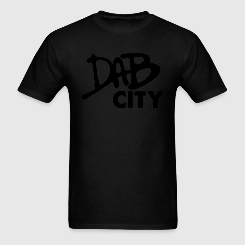 Dab City T-Shirts - Men's T-Shirt