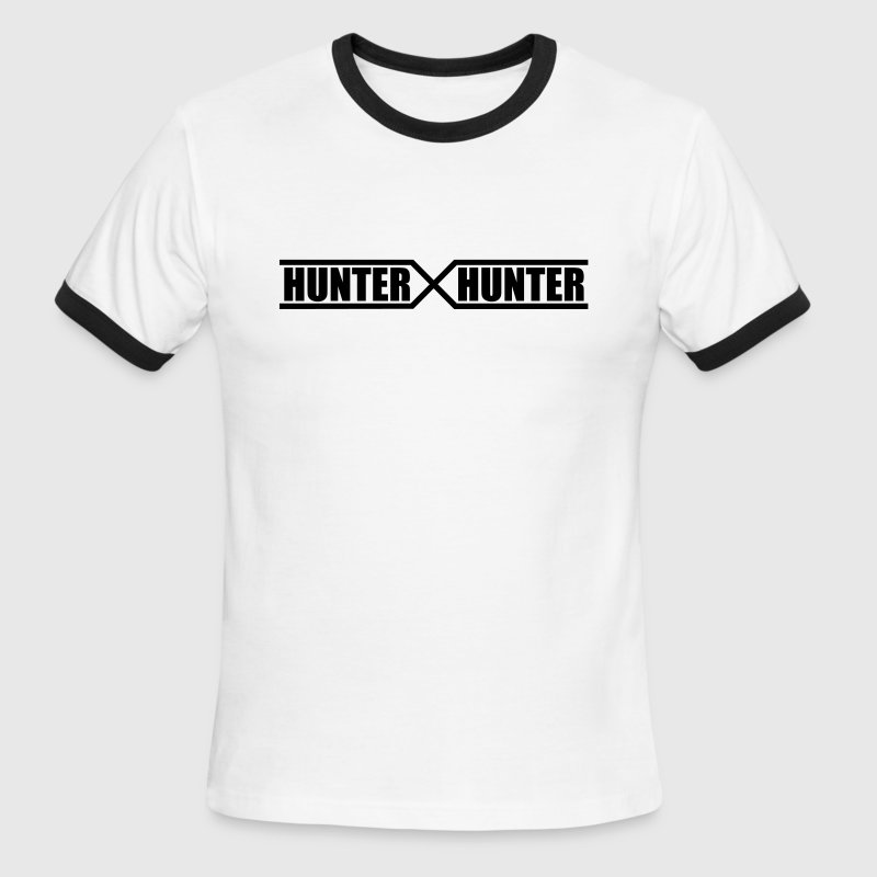 Hunter x Hunter - Men's Ringer T-Shirt