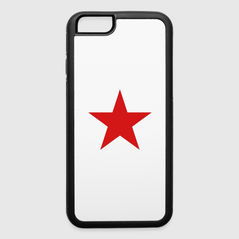 Communist Red Star Accessories - iPhone 6/6s Rubber Case