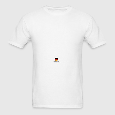 National Flag of Germany Accessories - Men's T-Shirt