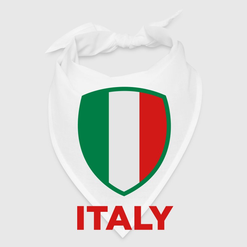National Flag of Italy Caps - Bandana