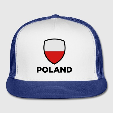 National Flag of Poland Phone & Tablet Cases - Trucker Cap