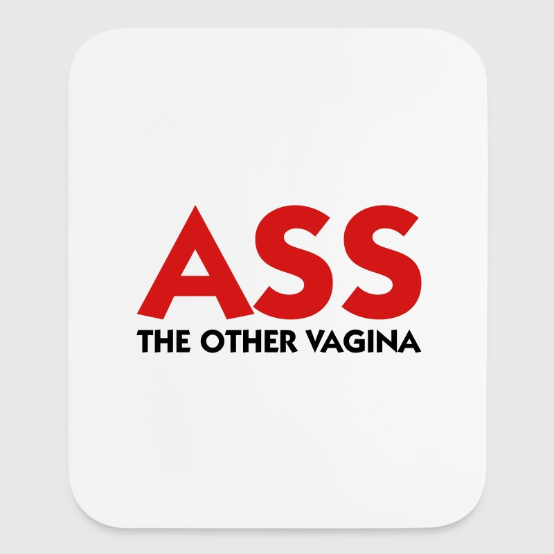 Ass: The other Vagina! Other - Mouse pad Vertical