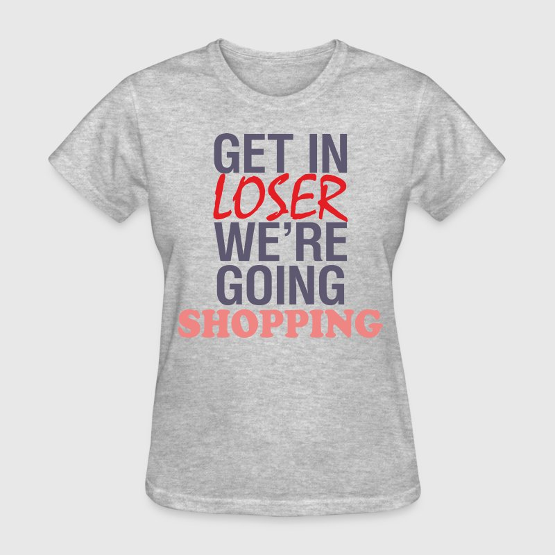 Mean Girls - Going Shopping - Women's T-Shirt