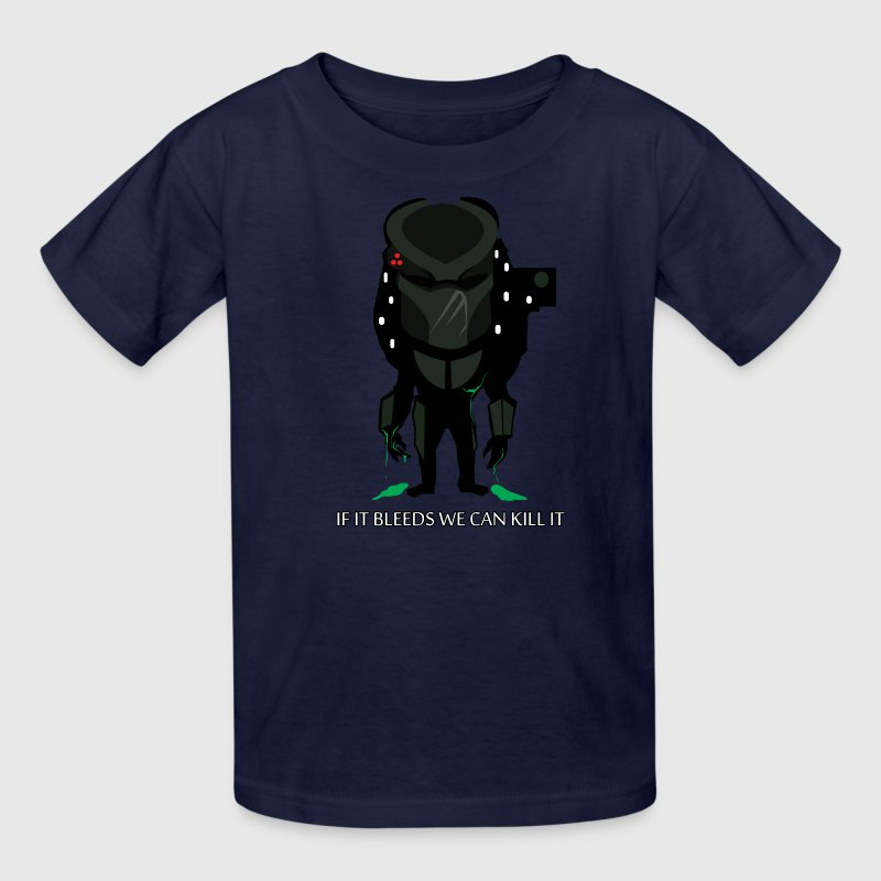 Cool kids Predator Shirt - Kids' T-Shirt