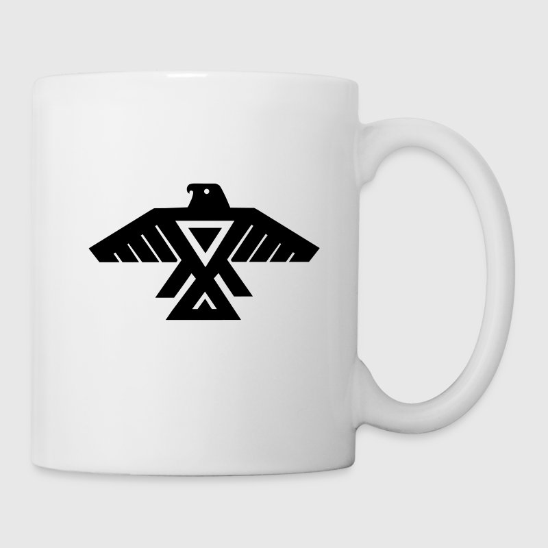 American Indian Thunderbird Totem Mugs & Drinkware - Coffee/Tea Mug
