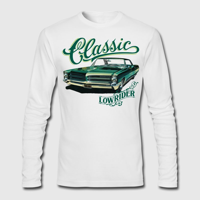 classic lowrider Long Sleeve Shirts - Men's Long Sleeve T-Shirt by Next Level