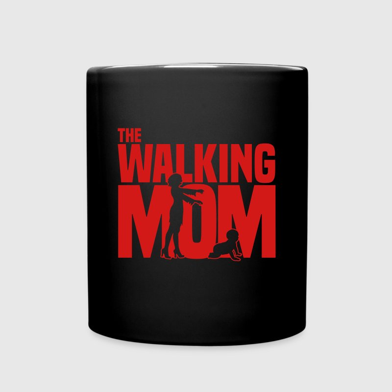 the walking mom Mugs & Drinkware - Full Color Mug