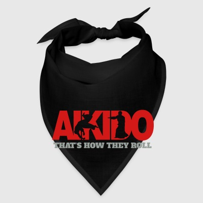 Aikido That's How They Roll - Bandana