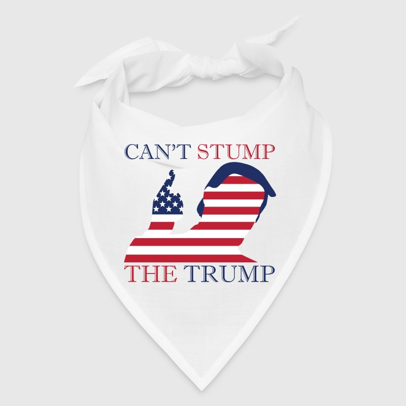 Can't Stump the Trump Bandana - Bandana