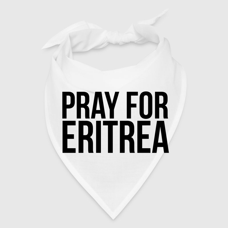 PRAY FOR ERITREA Caps - Bandana