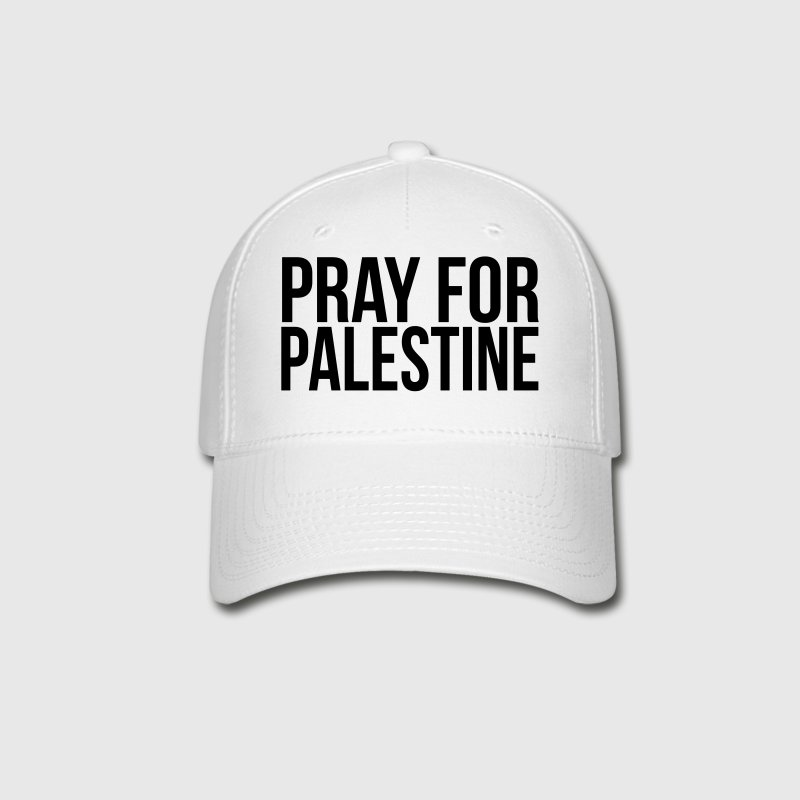 PRAY FOR PALESTINE Caps - Baseball Cap