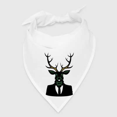 deer head Phone & Tablet Cases - Bandana