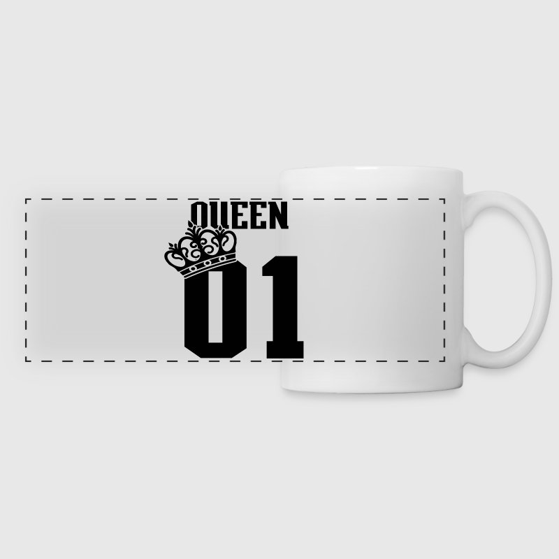 QUEEN 01 - Panoramic Mug