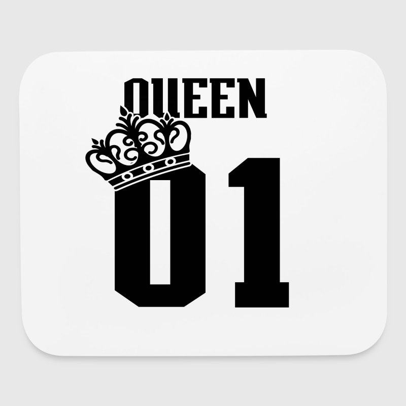 QUEEN 01 - Mouse pad Horizontal