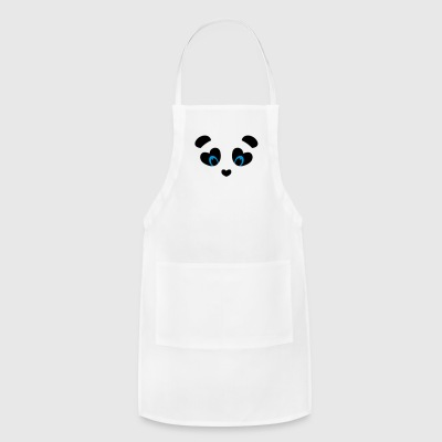 panda transparent Phone & Tablet Cases - Adjustable Apron